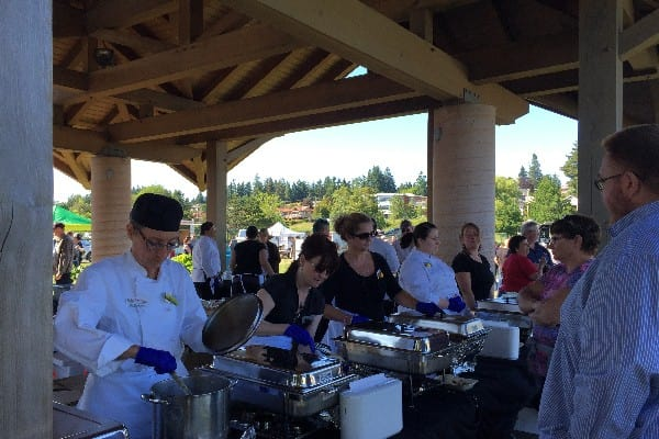 photo of Comox Valley Seafood Festival