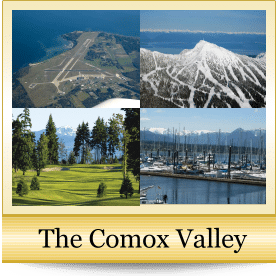 Comox Valley real estate and homes for sale
